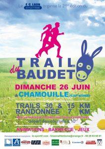 Trail du BAUDET - 2016